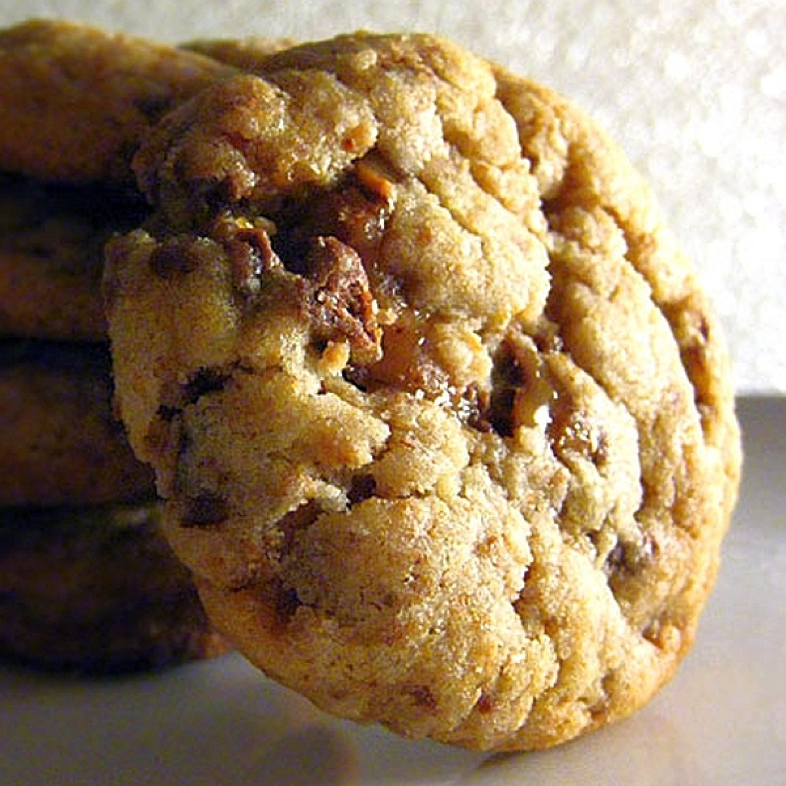 Heath Bar Cookies  Heath Bar Cookies Recipe 4