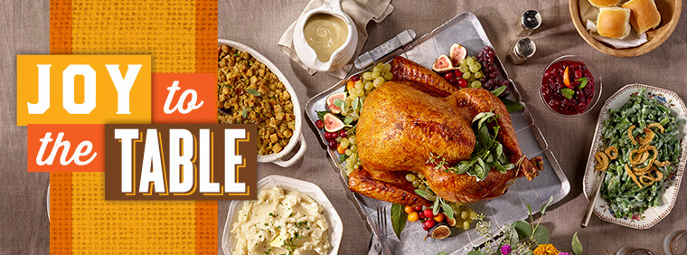 Heb Thanksgiving Dinner  Thanksgiving Recipes & Cooking Tips