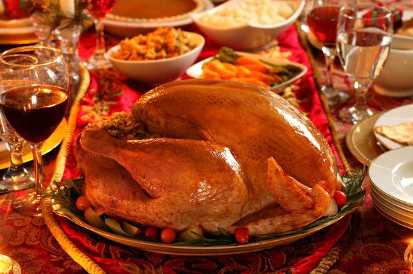 Heb Thanksgiving Dinner  Make Ahead Roast Turkey and Gravy Recipes