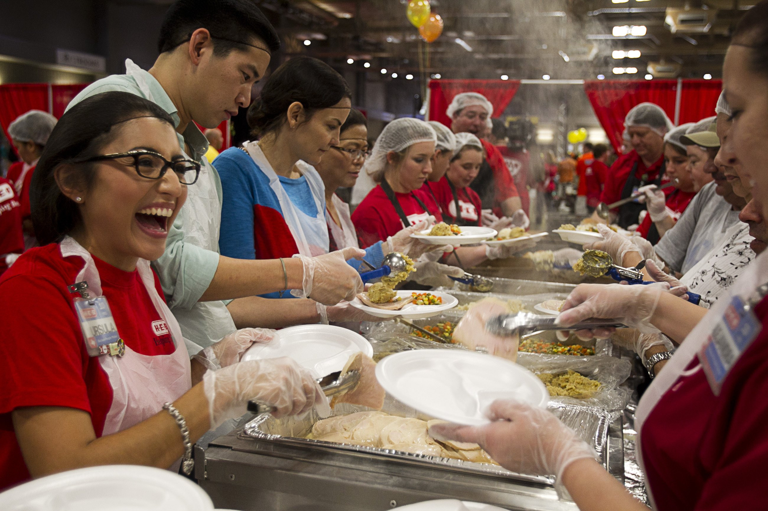 Heb Thanksgiving Dinner  H E B Feast of Sharing Wel es All This Sunday