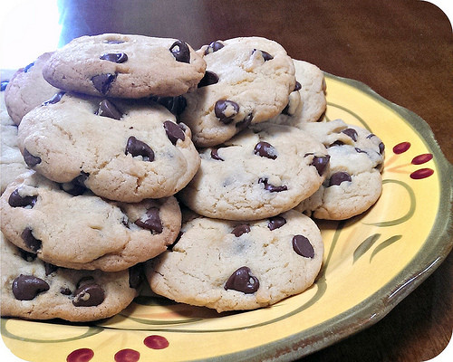 High Altitude Chocolate Chip Cookies  So Tasty So Yummy The Best High Altitude Chocolate Chip
