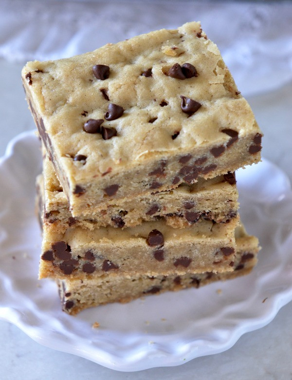 High Altitude Chocolate Chip Cookies  High Altitude Chocolate Chip Cookie Bars Mountain Mama Cooks
