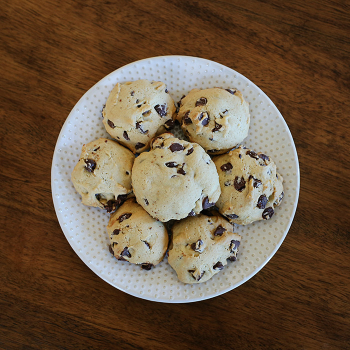 High Altitude Chocolate Chip Cookies  High Altitude Chocolate Chip Cookies Audra Bakes