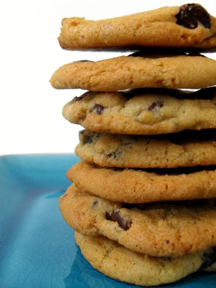 High Altitude Chocolate Chip Cookies  Aunt Peg s Recipe Box COLORADO Ultimate High Altitude