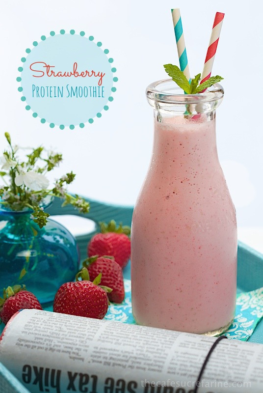 High Protein Smoothies  50 High Protein Smoothie Recipes To Help You Lose Weight