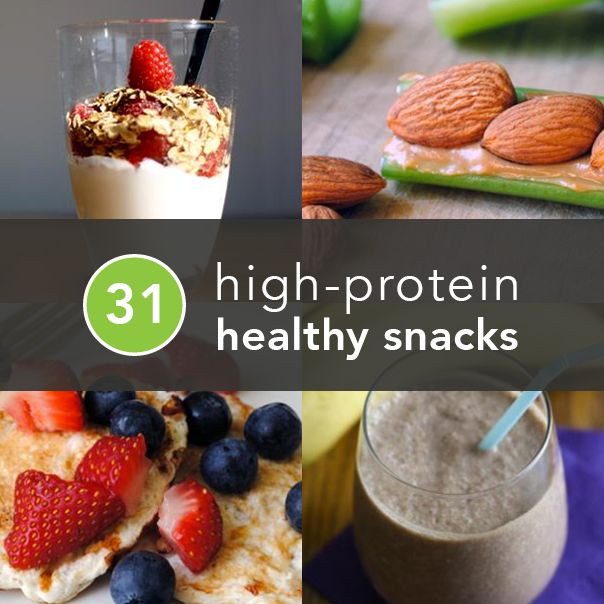 High Protein Snacks Recipes  31 High Protein Healthy Snacks