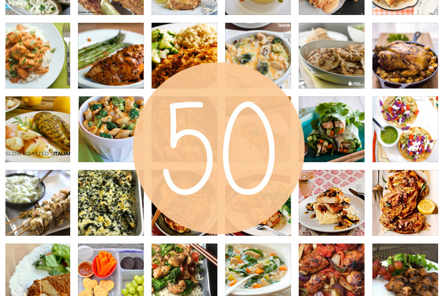 High Protein Snacks Recipes  50 High Protein Chicken Recipes That Are Healthy And