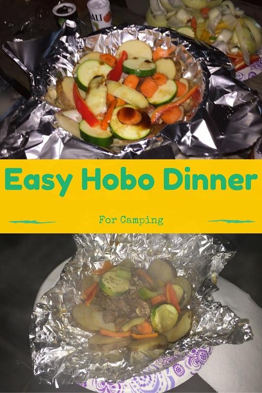 Hobo Dinner Camping  Blog Beanies & Weenies
