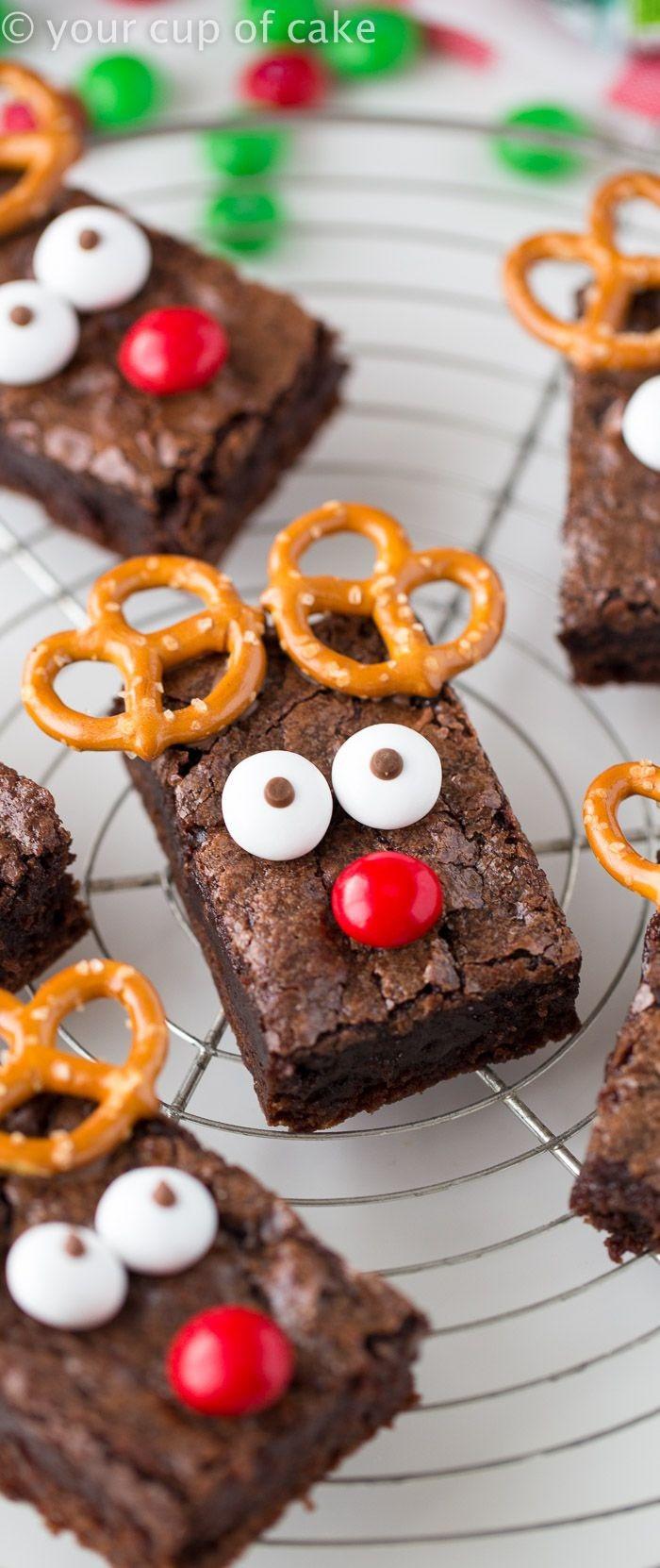 Holiday Dessert Pinterest  Christmas Food Recipes