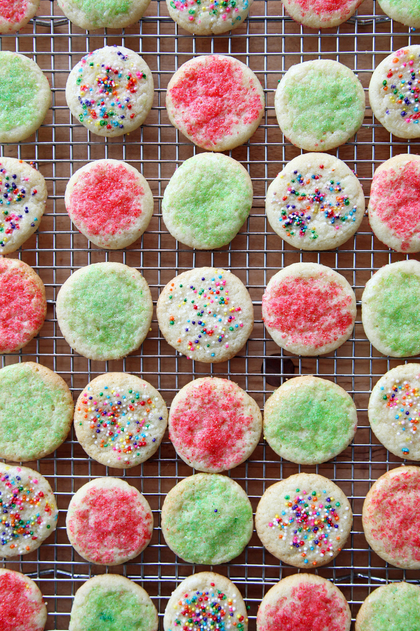 Holiday Sugar Cookies  Chewy Sugar Cookie Recipe