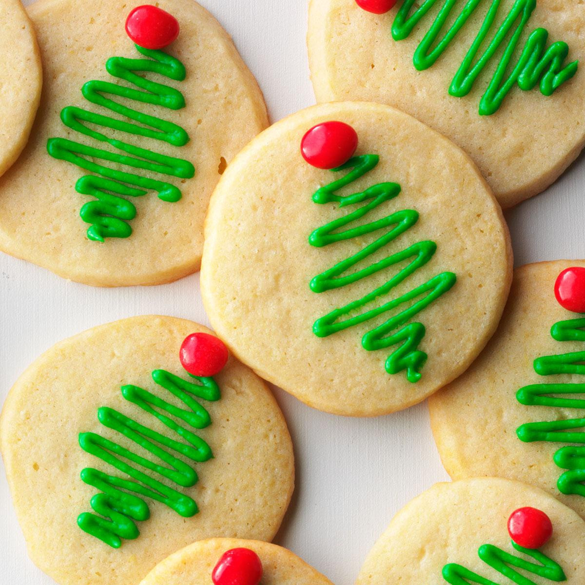 Holiday Sugar Cookies  Holiday Sugar Cookies Recipe