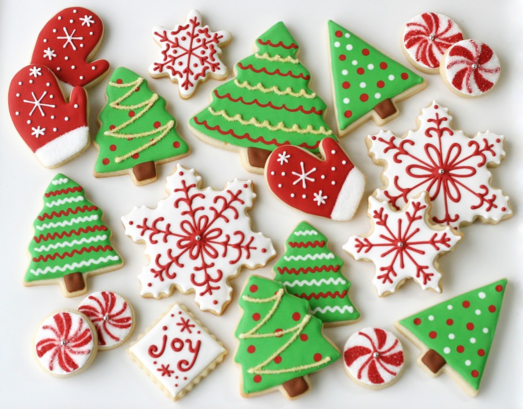 Holiday Sugar Cookies  The Twelve Desserts of Christmas LADYHATTAN