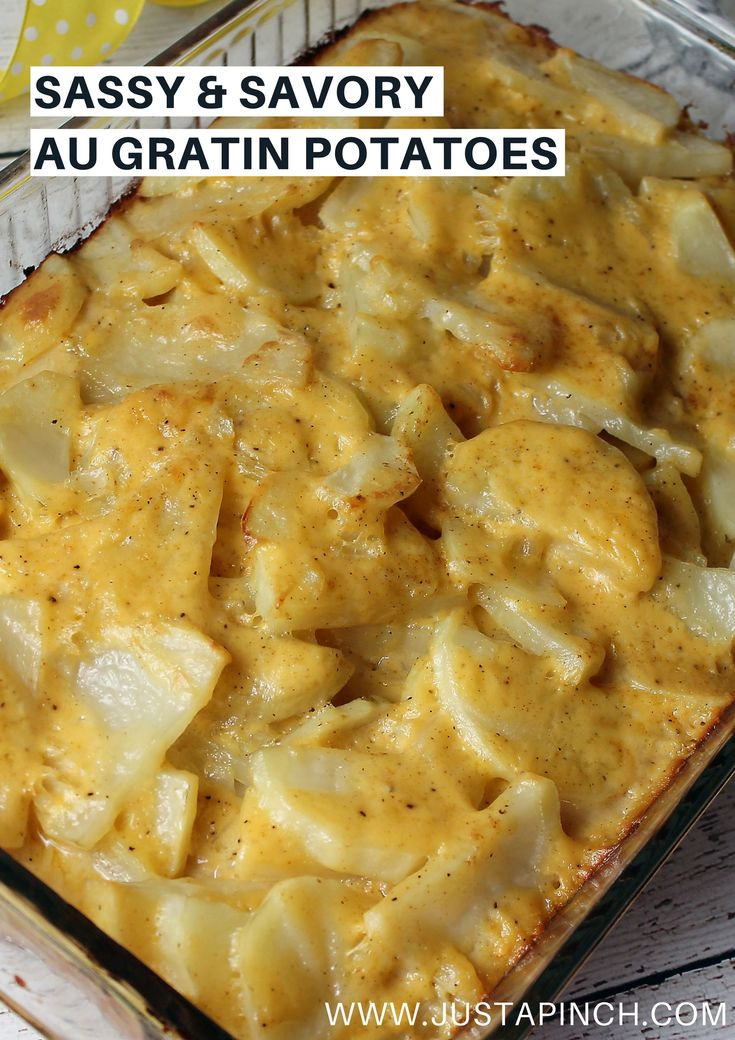 Homemade Au Gratin Potatoes  Best 25 Homemade au gratin potatoes ideas on Pinterest