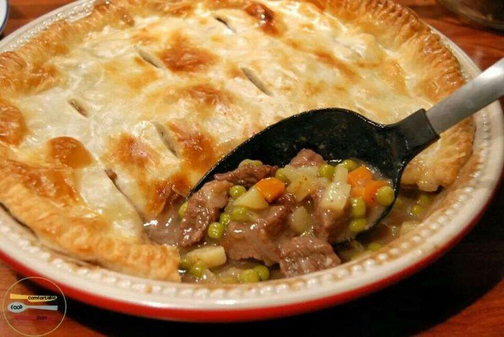 Homemade Beef Pot Pie  Beef Pot Pie Recipe — Dishmaps