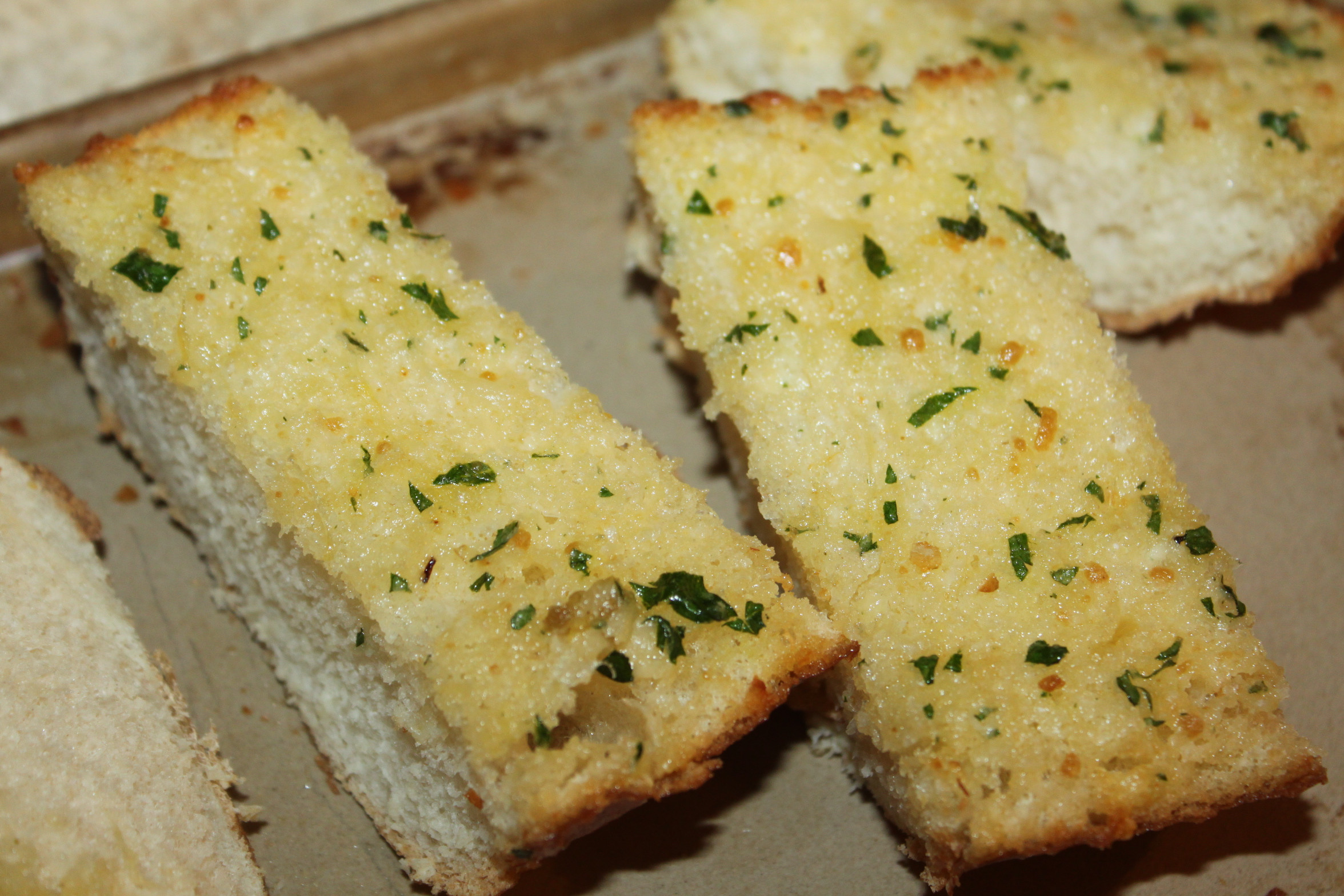 Homemade Garlic Bread  easy homemade garlic bread