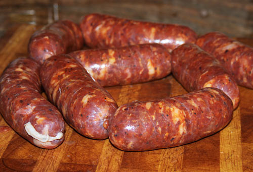 Homemade Italian Sausage Recipes  How To Make Homemade Italian Sausages Step By Step