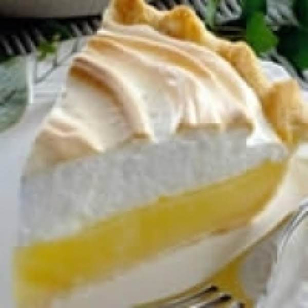 Homemade Lemon Meringue Pie  Easy Lemon Meringue Pie Recipe