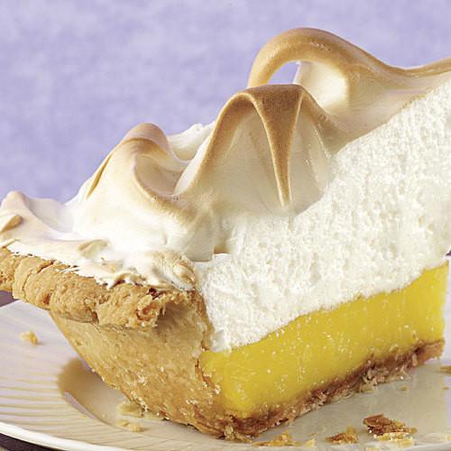 Homemade Lemon Meringue Pie  Lemon Meringue Pie FineCooking