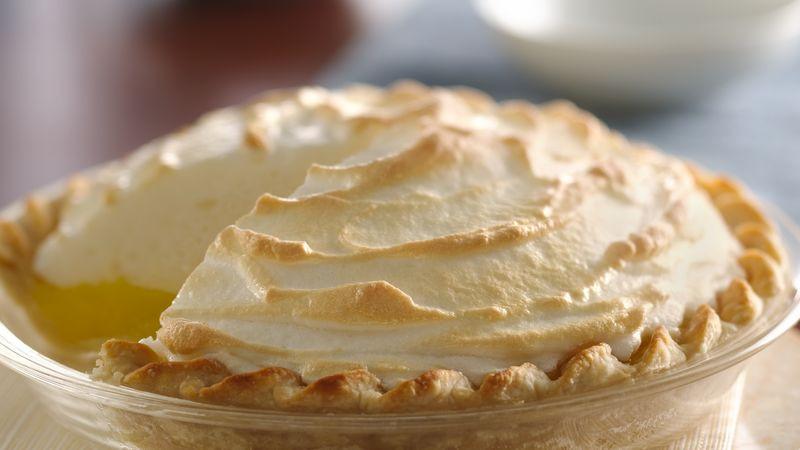 Homemade Lemon Meringue Pie  Classic Lemon Meringue Pie recipe from Betty Crocker