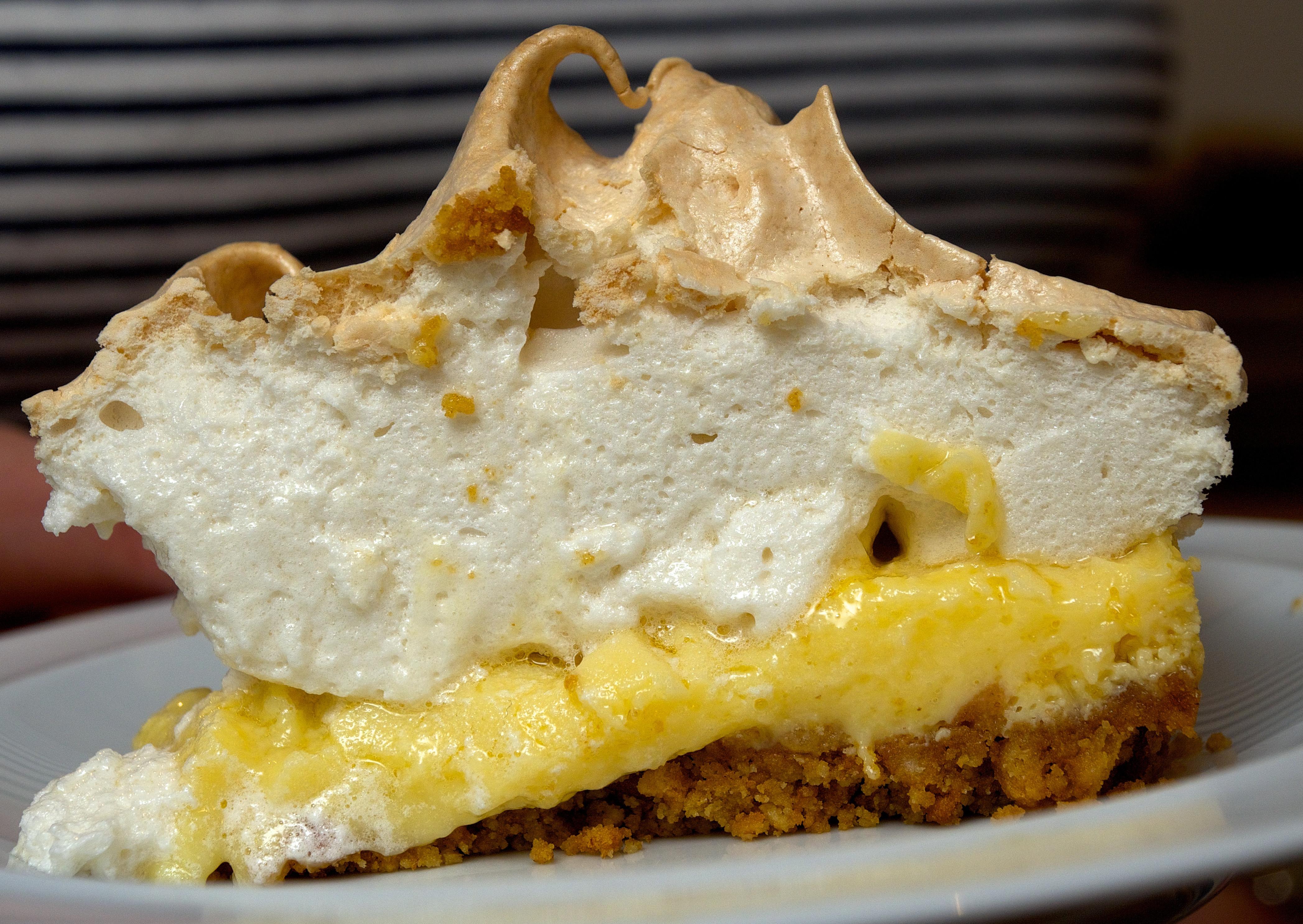 Homemade Lemon Meringue Pie  Easy Lemon Meringue Pie