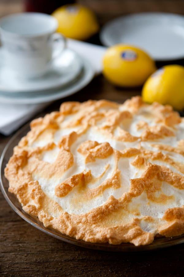 Homemade Lemon Meringue Pie  Homemade Lemon Meringue Pie Recipes — Dishmaps