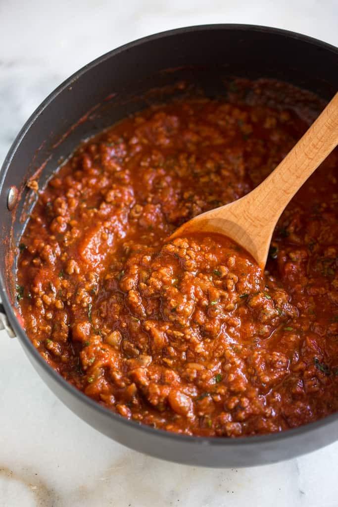 Homemade Pasta Sauce Recipe  Homemade Spaghetti Sauce Tastes Better From Scratch