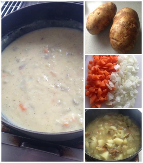 Homemade Potato Soup Recipe  Homemade Potato Soup Recipe