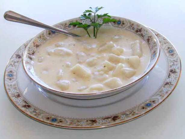 Homemade Potato Soup Recipe  Homemade Potato Soup Recipe Food