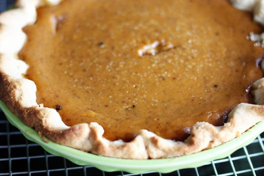 Homemade Pumpkin Pie Recipe  Homemade Pumpkin Pie Filling Worth The Effort