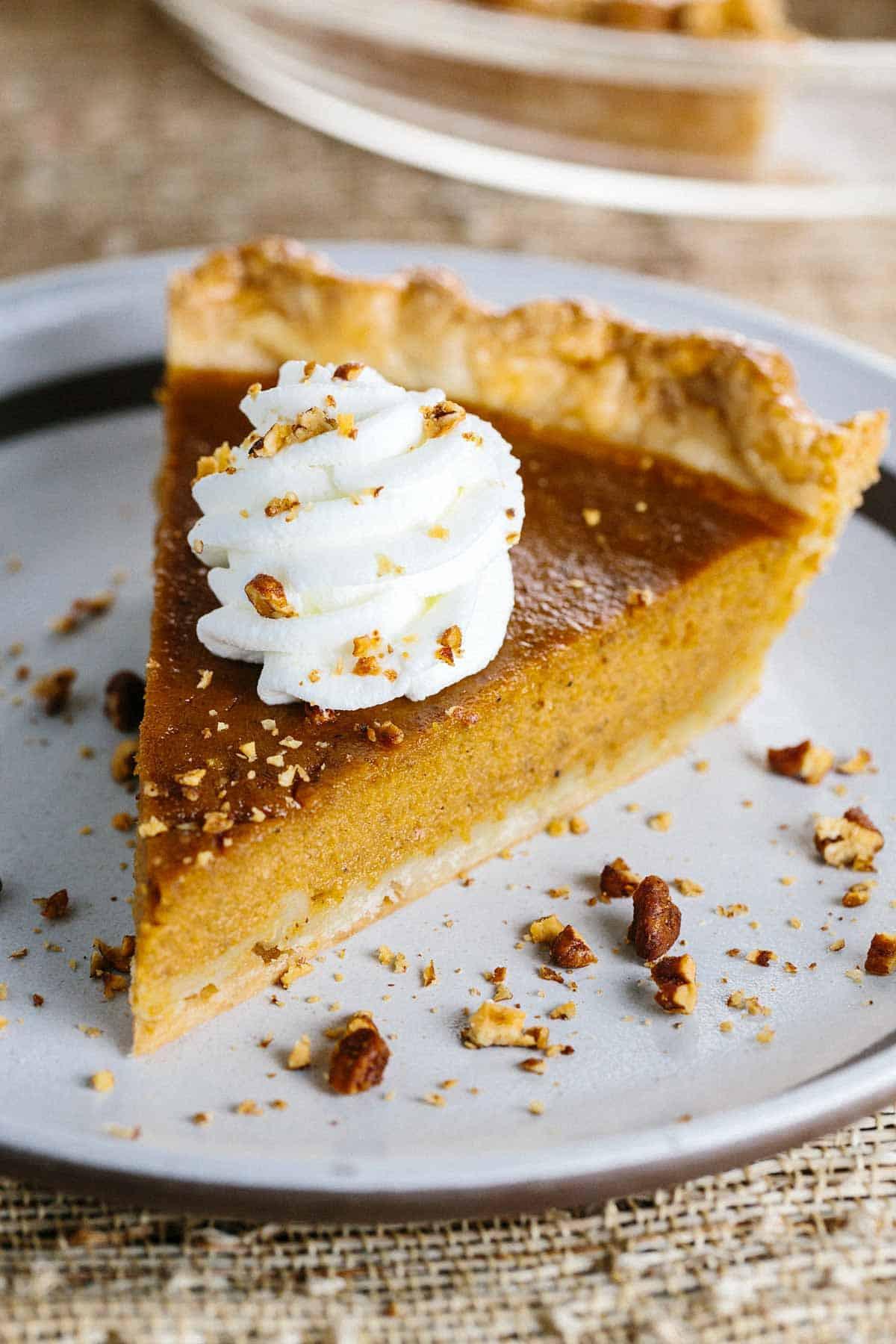 Homemade Pumpkin Pie Recipe  how to make pumpkin pie spice without nutmeg