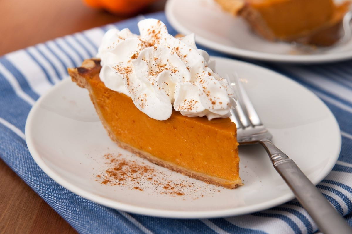 Homemade Pumpkin Pie Recipe  22 Flavorful and Festive Fall Pies