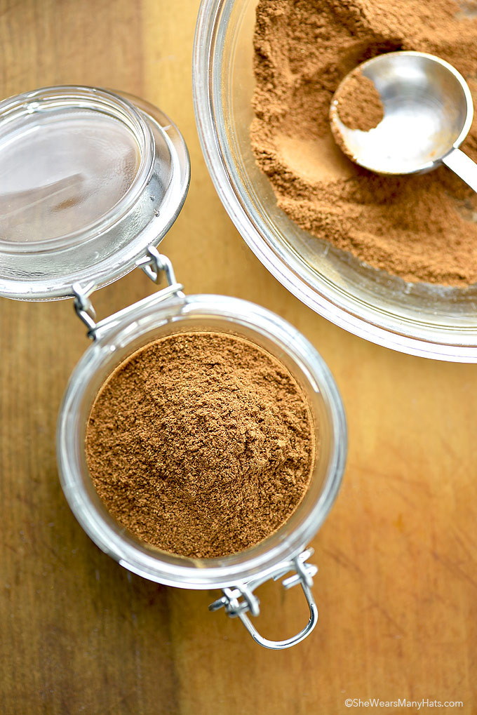 Homemade Pumpkin Pie Spice  Pumpkin Pie Spice Recipe