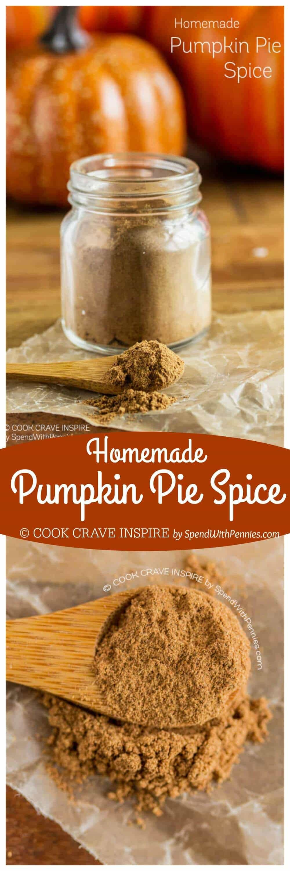 Homemade Pumpkin Pie Spice  Homemade Pumpkin Pie Spice Recipe Spend With Pennies