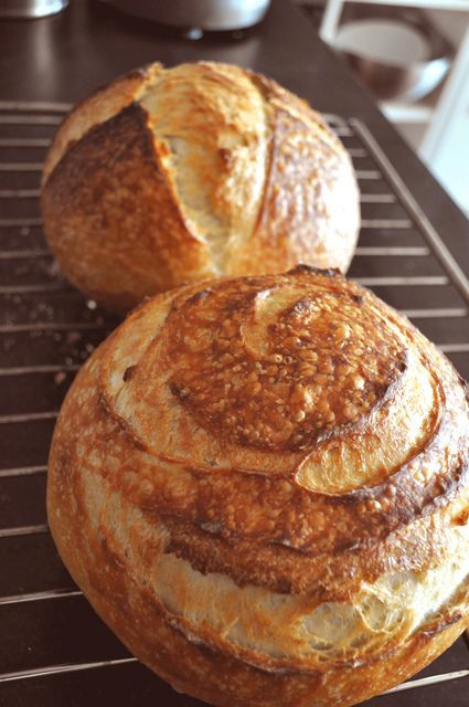 Homemade Sourdough Bread  Easy Sourdough Bread Recipe Bread Pinterest
