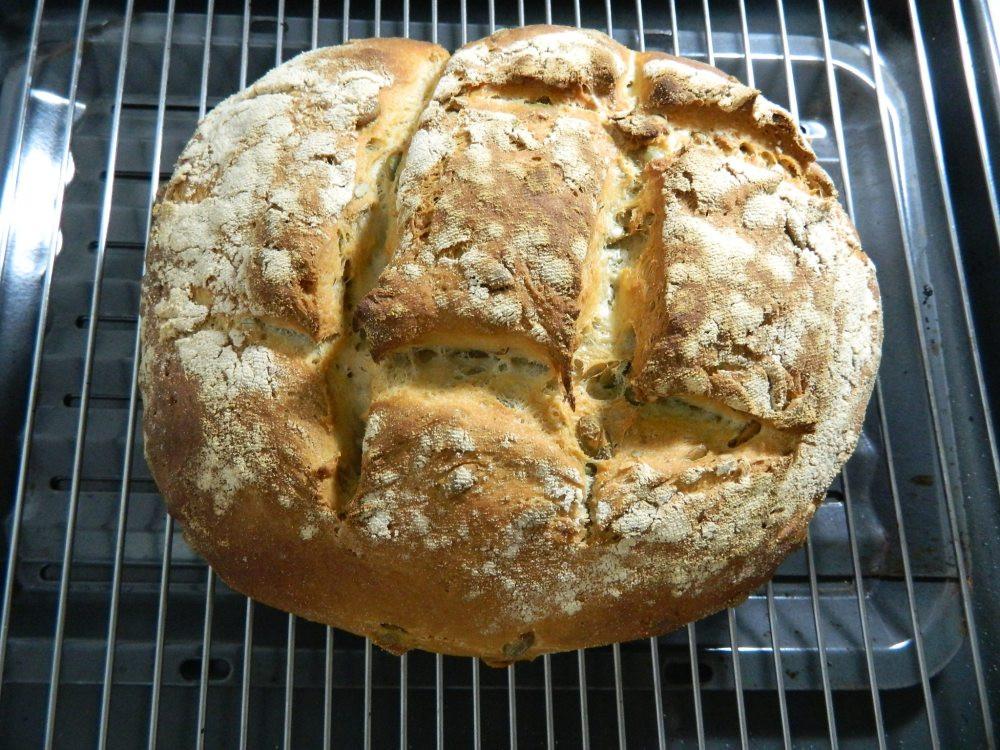 Homemade Sourdough Bread  Homemade Sourdough Bread recipe – Blender & Basil