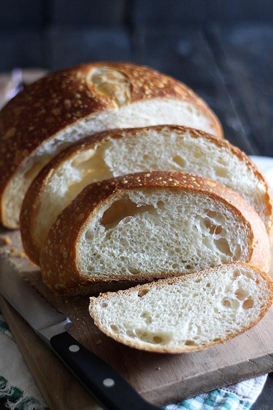 Homemade Sourdough Bread  How to Make Sourdough Bread Handle the Heat
