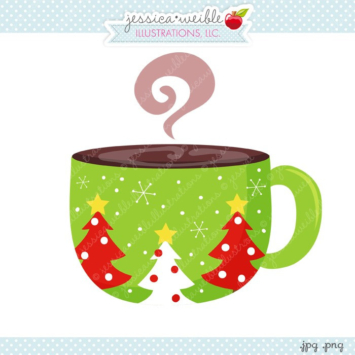 Hot Chocolate Clipart  Hot Chocolate clipart christmas cookie Pencil and in