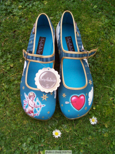 Hot Chocolate Design  Shoes by Hot Chocolate Design