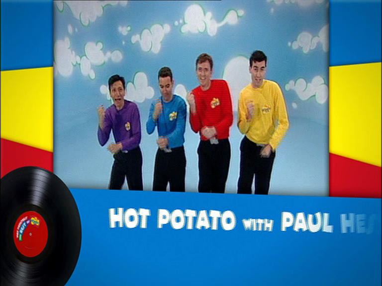 Hot Potato Song  Image HotPotato 2010SongTitle WikiWiggles
