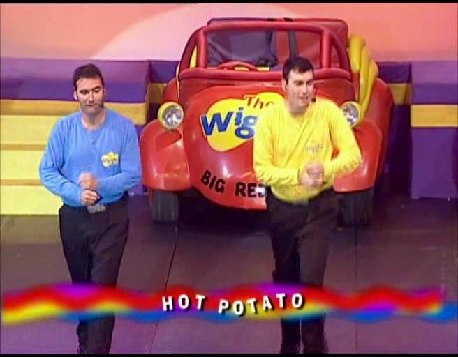 Hot Potato Song  Image HotPotato ConcertRainbowTitle