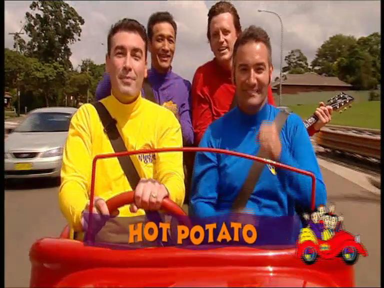 Hot Potato Song  Image HotPotato TVSeries4SongTitle WikiWiggles