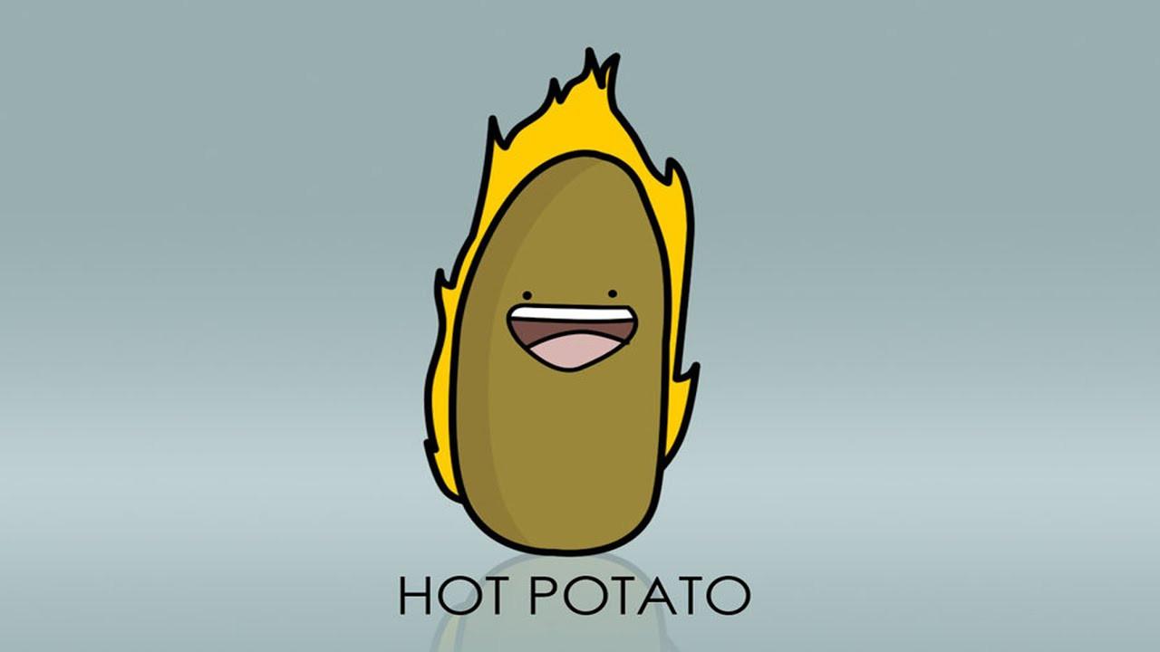 Hot Potato Song  Hot Potato Vine SONG