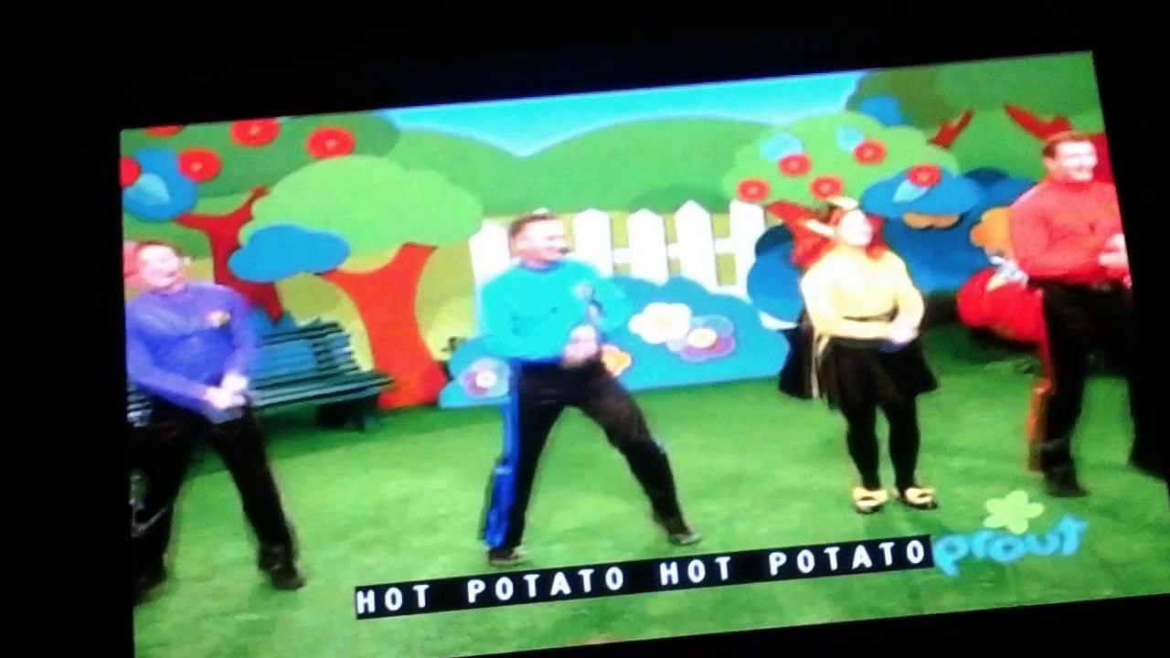 Hot Potato Song  The wiggles hot potato song