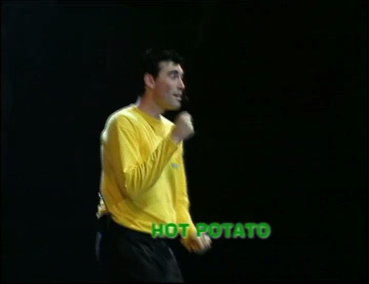 Hot Potato Song  Image HotPotato ConcertSongTitle