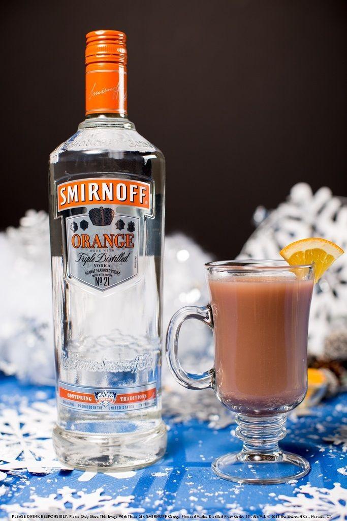 Hot Vodka Drinks  33 best Winter Drinks images on Pinterest