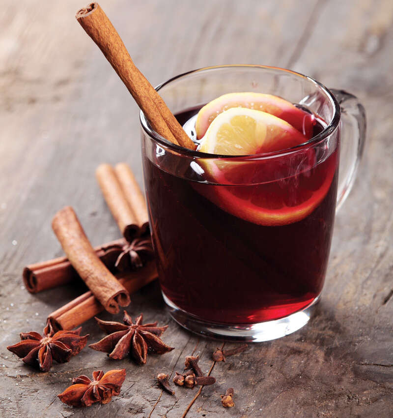 Hot Vodka Drinks  10 best refreshing drinks for the Christmas party 2016