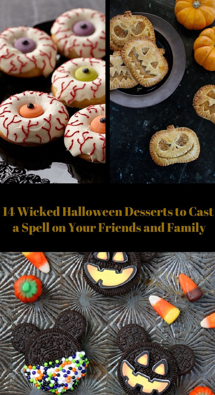 How Do You Spell Dessert  14 Wicked Halloween Desserts to Cast a Spell on Your