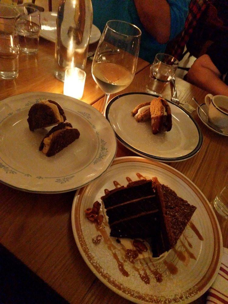 How Do You Spell Dessert  Birthday dessert do you SPELL YUM The Ace Hotel