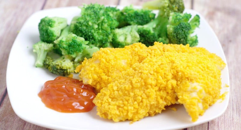 How Long To Bake Chicken Tenders At 375  Easy Baked Chicken Tenders Recipe