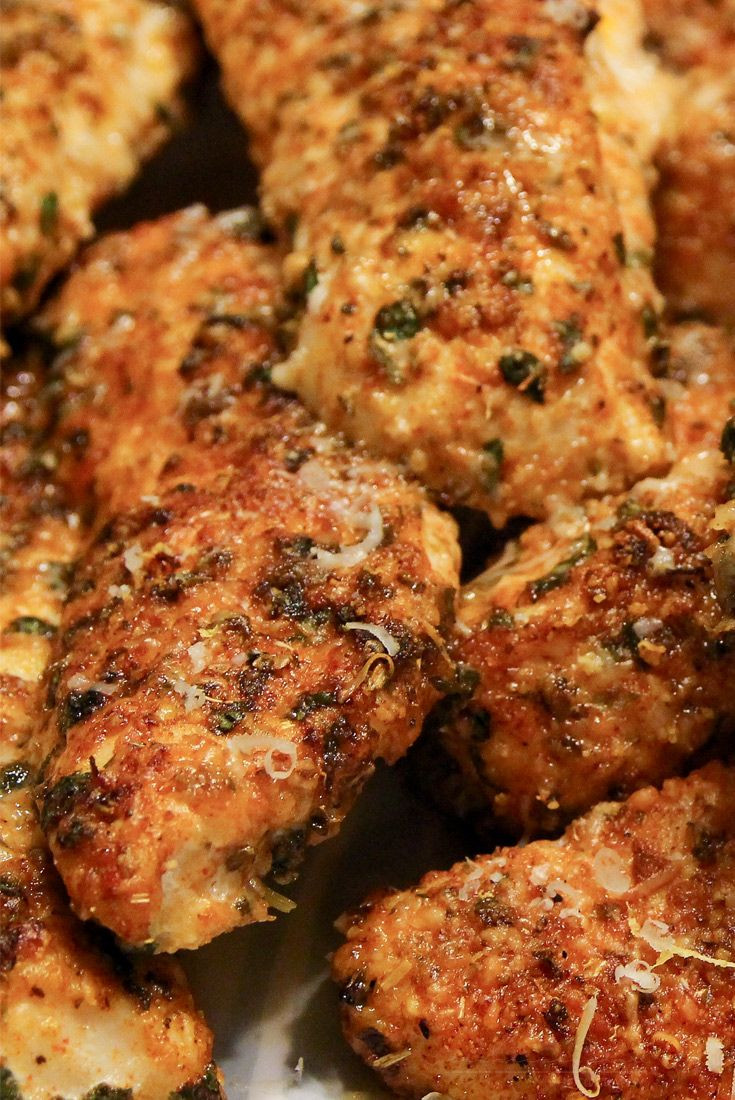 How Long To Bake Chicken Tenders At 375  1000 ideas about Baked Chicken Tenders on Pinterest